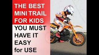 Mini Motorcross / Mini trail for kids @gpdistro.com #02