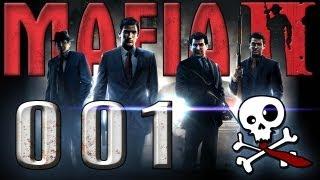 Let's Play Mafia 2 #001 [1080p] Der Veteran kehrt Heim! [Ger]