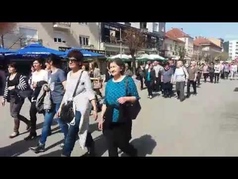 Protest majki, Berane