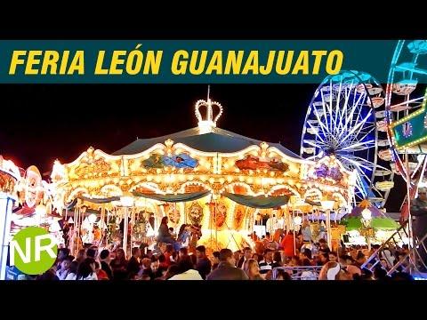 Feria de León Guanajuato 🎭