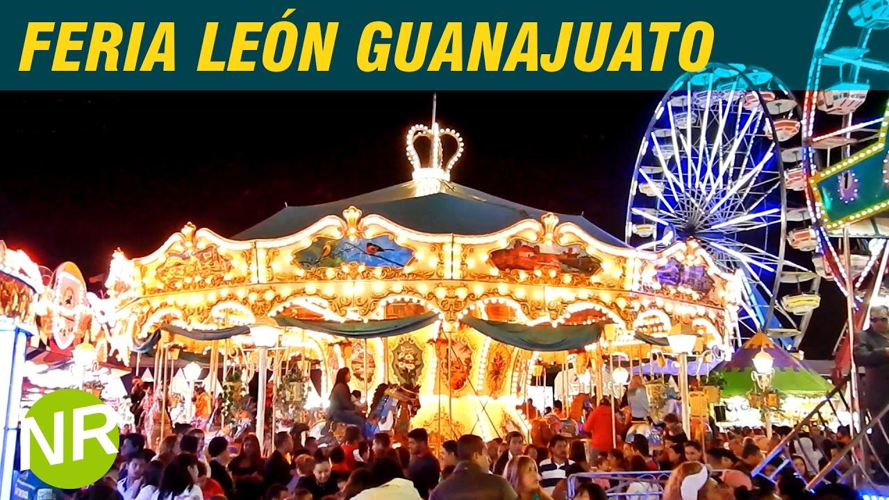 Feria de Len Guanajuato   YouTube