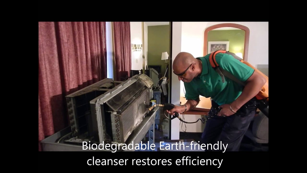 Ge Ptac Heat Pump How To Clean Hotel Ptac Units Amana Ptac Ge Youtube