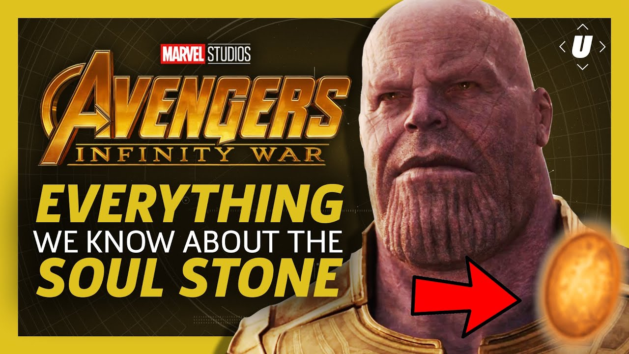 Avengers Infinity War: Where Is The Soul Stone In The MCU?
