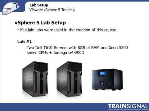 trainsignal vmware vsphere 5 training videos free  torrent