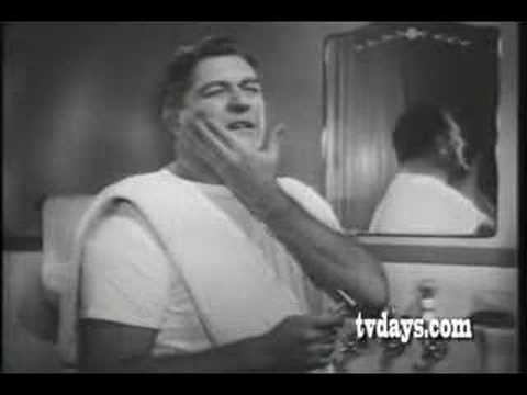 GILLETTE RAZORS WHITE SOX STARS& ANNOC. AL HELFER 1953