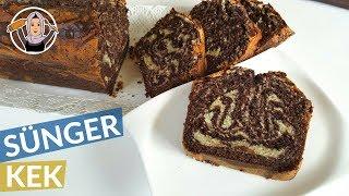 Tereyağlı Sünger Kek Tarifi | Tadına doyum olmuyor! | Hatice Mazı ile Yemek Tarifleri
