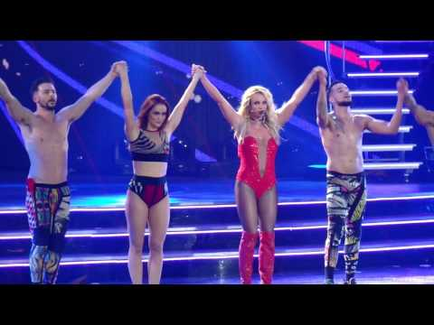 Britney Spears - Till the world ends @ Planet Hollywood Las Vegas - 31 March 2017