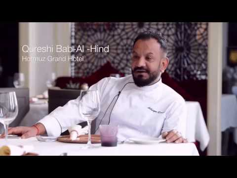 Qureshi restaurant, Hormuz Grand