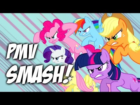 [PMV] SMASH! by Starbomb