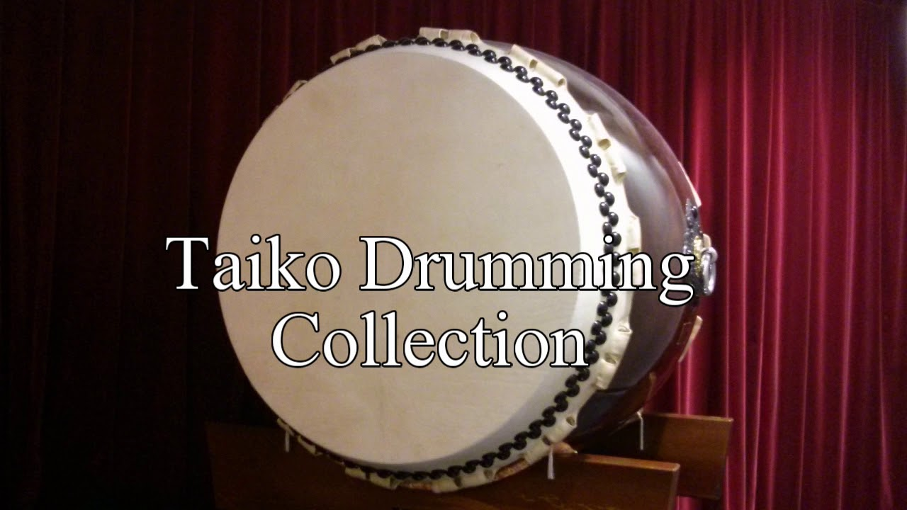 Taiko Drumming Collection for Unity3D
