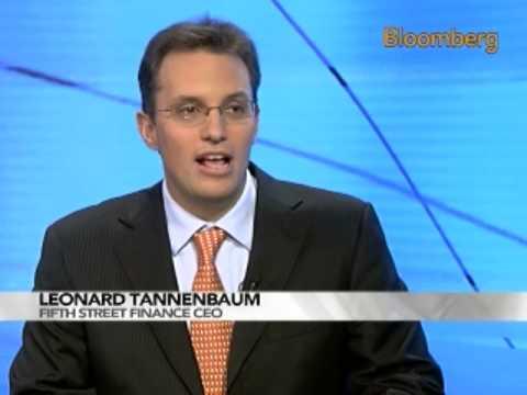 Tannenbaum Discusses Middle-Market Company Finance: Video