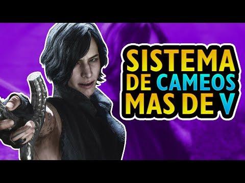 Modo Online, Sistema de V, Subhuman y Más Información de Devil May Cry 5 thumbnail