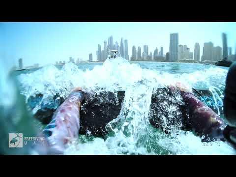 Freediving UAE - Deep Weekend 25.09.2020