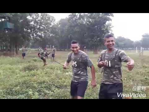 WB special force traning time dance