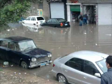 Alexandria, Climatic Change at Egypt