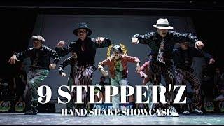 9 STEPPER'Z | SPECIAL SHOWCASE | HAND SHAKE LOCKING  VOL.3 | KOREA