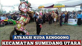 Download Video Kuda renggong - Atraksi kuda renggong kecamatan Sumedang Utara MP3 3GP MP4