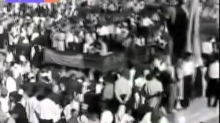 �������� ���� Узбекистан, Ангрен Жизнь и Люди 1956 г. Кинохроника... Angren City ������