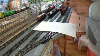 Vlog 48 Rhineland Layout Update: Jmri (operations) - A Worked Demo Setup As Example