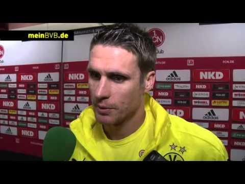 1. FC Nürnberg - BVB: Interview mit Sebastian Kehl