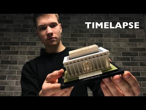 LEGO Architecture 21022 - LINCOLN MEMORIAL