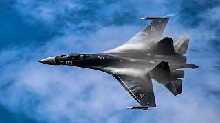 المقاتلة الروسية سوخوي سو-35