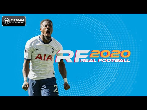 Real Football 2020 - Game Bola Offline Grafik Maksimal !!