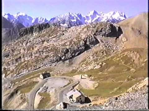 Col du Galibier, Savoie, Hautes Alpes, France