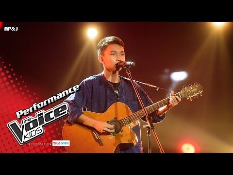 แน็ท - เรื่องขี้หมา - Blind Auditions - The Voice Kids Thailand - 30 Apr 2017