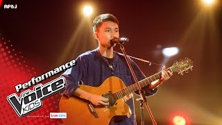 Download lagu แน็ท - เรื่องขี้หมา - Blind Auditions - The Voice Kids Thailand - 30 Apr 2017