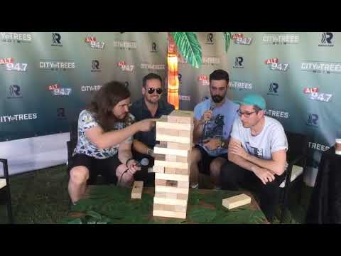 94 seconds with bastille at city of trees festival 2018