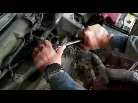 Не заводится машина или замена свечей Nissan Primera