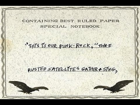 """A Silver Mt. Zion - """"This Is Our Punk-Rock,"""" Thee Rusted Satellites Gather +Sing, [Full Album]"""