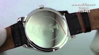 Обзор. Мужские наручные часы Guess W0294G1(, 2014-05-06T16:51:16.000Z)