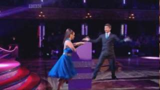 Pasha Kovalev & Chelsee Healey - Quickstep (Strictly Final) (Dance & Scores)