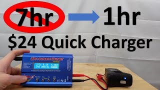 How to Use Promark GPS $24 Quick Charger (iMAX B6) [1 Hour Charge]