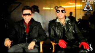 Daddy Yankee Ft Prince Royce - Ven Conmigo (Video Chat) making the video