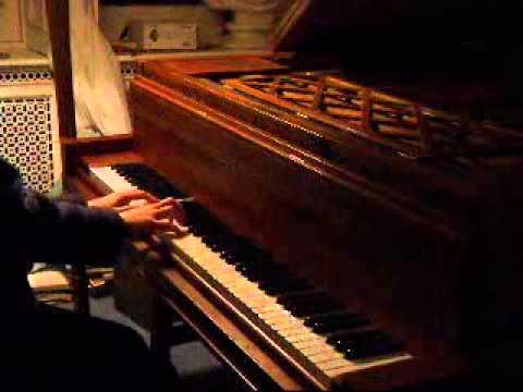 Chopin Ballade No.4. Op.52 in unequal temperament
