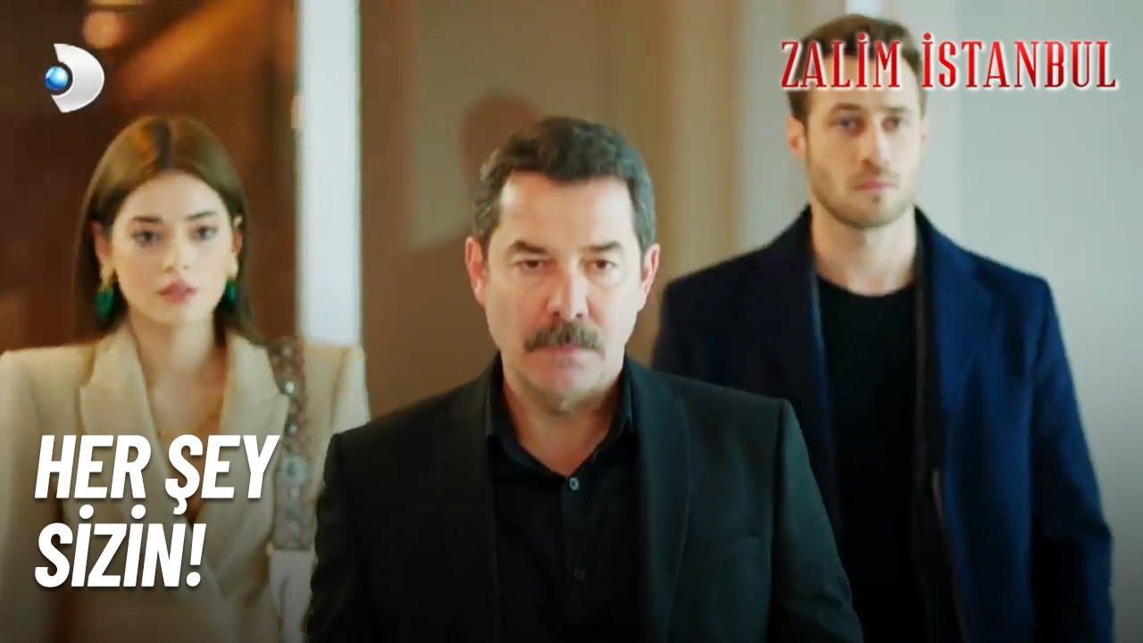 Damla, Nedim'i İftira Atmakla SUÇLADI! | Zalim İstanbul 27. Bölüm