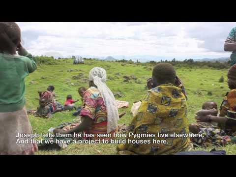 Batwa Pygmies in North Kivu (DR Congo) explain their problems (The Forgotten Parks)