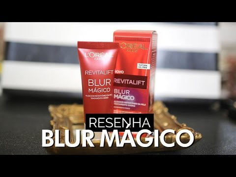 Revitalift Blur Mágico | Lia Camargo para L'Oréal Paris
