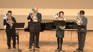 A Song for Japan by Dr.Brian Bowman and his Japanese former students