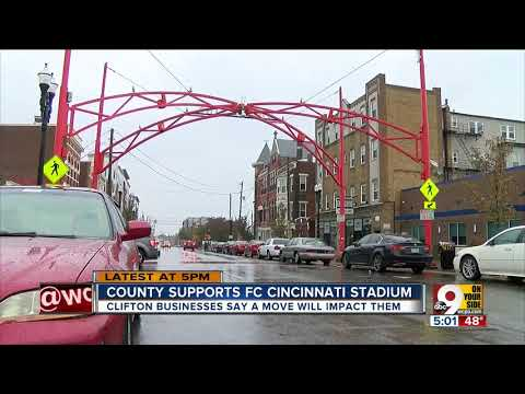 Clifton business owners say FC Cincinnati move will affect traffic
