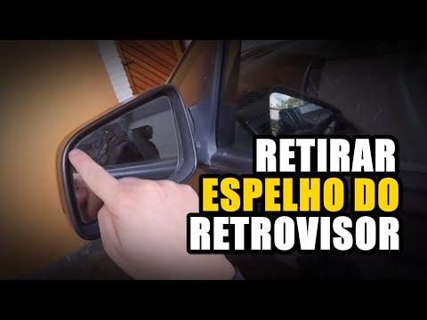 Chevrolet Astra - Como Retirar O Espelho Do Retrovisor | GM, Opel, Vauxhall