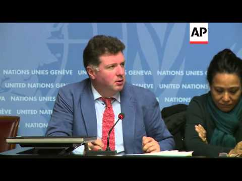 UN panel says US falls short of full compliance with international anti-torture treaty