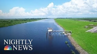 Irma  40,000 At Risk If Major Florida Lake Crests | NBC Nightly News
