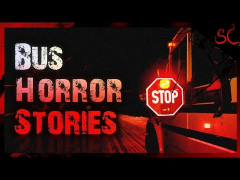 8 TRUE Scary Bus Stories From Reddit | Scary Stories