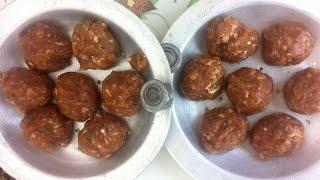 Mutton Keema Balls By Lakshmi Vantalu