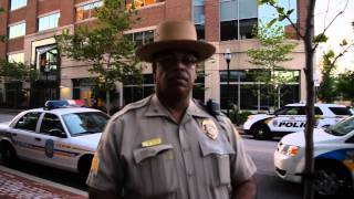 UMD Police 1st Amendment Violation (Unedited)