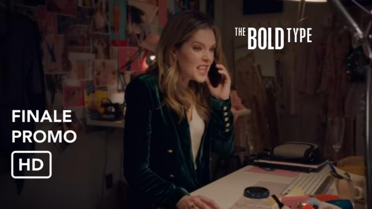 Download The Bold Type Season 5 Episode 7 Finale | The Bold Type Season 5x07 Season Finale